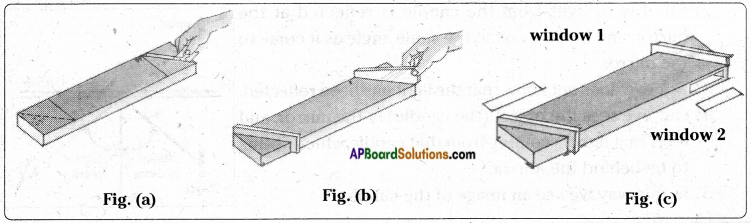 AP Board 7th Class Science Important Questions Chapter 9 Reflection of Light 17