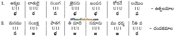 AP Board 9th Class Telugu Important Questions Chapter 1 శాంతికాంక్ష 1
