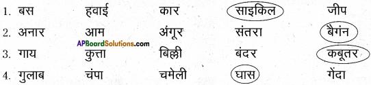 AP Board 6th Class Hindi Solutions सन्नद्धता कार्यक्रम Chapter 12 मौखिक खेल 6