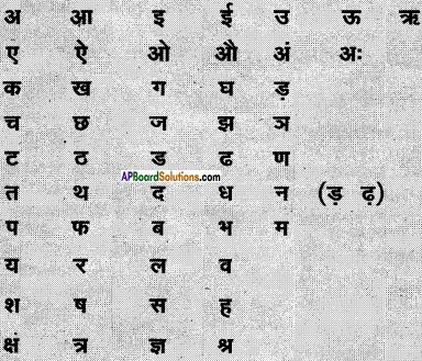 AP Board 6th Class Hindi Solutions सन्नद्धता कार्यक्रम Chapter 15 मौखिक खेल 2