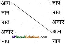 AP Board 6th Class Hindi Solutions सन्नद्धता कार्यक्रम Chapter 3 मौखिक खेल 3