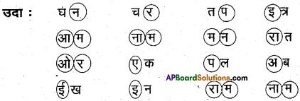 AP Board 6th Class Hindi Solutions सन्नद्धता कार्यक्रम Chapter 3 मौखिक खेल 5