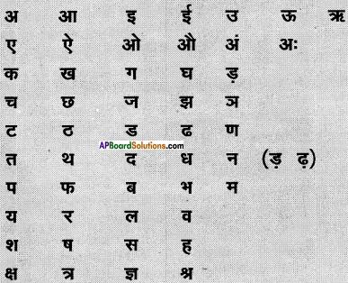 AP Board 6th Class Hindi Solutions सन्नद्धता कार्यक्रम Chapter 8 दोहे 3