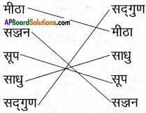 AP Board 6th Class Hindi Solutions सन्नद्धता कार्यक्रम Chapter 8 दोहे 6