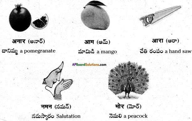 AP Board 6th Class Hindi Solutions Chapter 1 बारिश 1