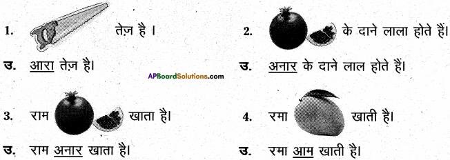 AP Board 6th Class Hindi Solutions Chapter 1 बारिश 14