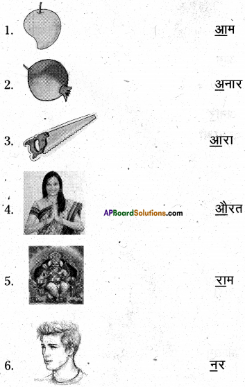 AP Board 6th Class Hindi Solutions Chapter 1 बारिश 26