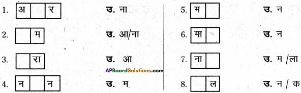 AP Board 6th Class Hindi Solutions Chapter 1 बारिश 33