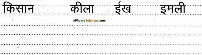 AP Board 6th Class Hindi Solutions Chapter 2 तितली 28