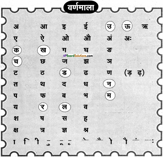AP Board 6th Class Hindi Solutions Chapter 3 ऊँट चला 7