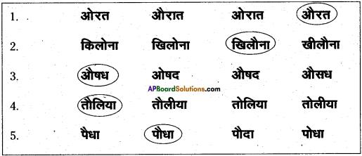 AP Board 6th Class Hindi Solutions Chapter 6 खिलौनेवाला 8