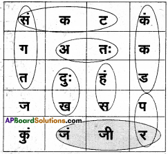 AP Board 6th Class Hindi Solutions Chapter 7 दो मित्र 15