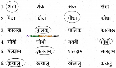 AP Board 6th Class Hindi Solutions Chapter 7 दो मित्र 28