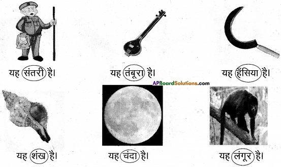 AP Board 6th Class Hindi Solutions Chapter 7 दो मित्र 7
