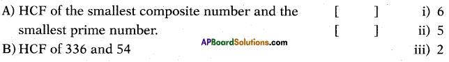 AP 10th Class Maths Bits Chapter 1 Real Numbers with Answers (4)
