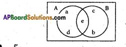 AP 10th Class Maths Bits Chapter 2 Sets Bits 18