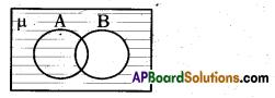 AP 10th Class Maths Bits Chapter 2 Sets Bits 4