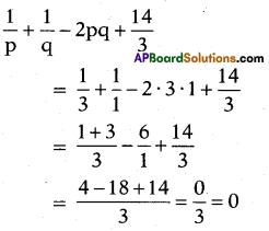 AP 10th Class Maths Bits Chapter 3 Polynomials Bits 30