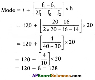 AP 10th Class Maths Important Questions Chapter 14 Statistics 9