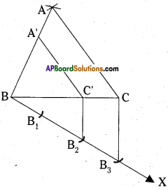 AP 10th Class Maths Important Questions Chapter 8 Similar Triangles Important Questions 11