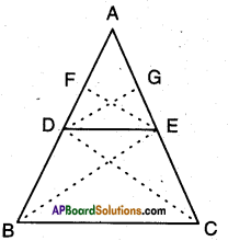 AP 10th Class Maths Important Questions Chapter 8 Similar Triangles Important Questions 14