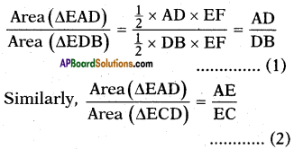 AP 10th Class Maths Important Questions Chapter 8 Similar Triangles Important Questions 15