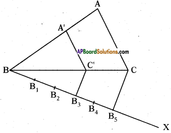 AP 10th Class Maths Important Questions Chapter 8 Similar Triangles Important Questions 17