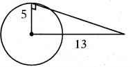 AP 10th Class Maths Important Questions Chapter 9 Tangents and Secants to a Circle 6