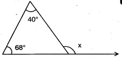 AP 9th Class Maths Bits Chapter 4 Lines and Angles 12