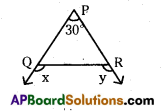 AP 9th Class Maths Bits Chapter 4 Lines and Angles 18