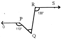 AP 9th Class Maths Bits Chapter 4 Lines and Angles 2 - 1