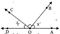 AP 9th Class Maths Bits Chapter 4 Lines and Angles 46