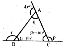 AP 9th Class Maths Bits Chapter 4 Lines and Angles 48