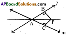 AP 9th Class Maths Bits Chapter 4 Lines and Angles 49