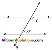 AP 9th Class Maths Bits Chapter 4 Lines and Angles 5