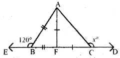 AP 9th Class Maths Bits Chapter 4 Lines and Angles 50