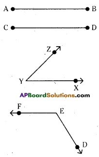 AP 9th Class Maths Bits Chapter 4 Lines and Angles 51
