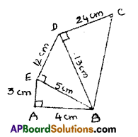 AP 9th Class Maths Important Questions Chapter 11 Areas 3