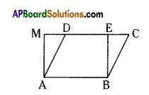 AP 9th Class Maths Important Questions Chapter 11 Areas 5