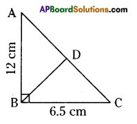 AP 9th Class Maths Important Questions Chapter 11 Areas 7